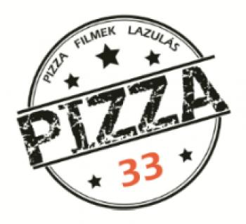 Pizza 33 házhozszállítás